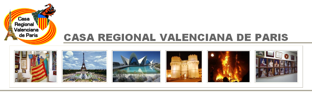 La Casa Regional Valenciana de Paris
